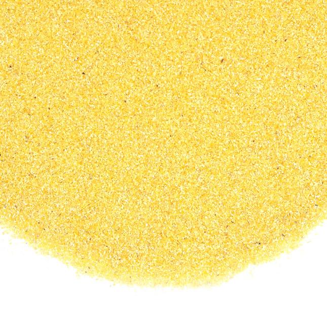 Bezlepkové výrobky z kukuřice